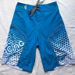 Fox Racing swim shorts size 28